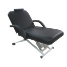 Electric Stationary Adjustable Backrest Massage Table