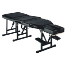 Portable Folding Chiropractic Table Arena 180- Black
