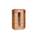 3 Person Therapy Corner Sauna