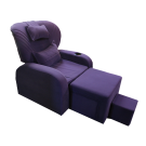 Fabric Foot Massage Sofa
