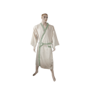 Coffee Bathrobe 100% Cotton 2/ Package