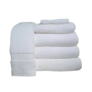 12x12 White Hand towel 60pcs/pkg