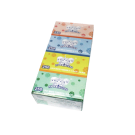 Facial Tissue Supplies Pack 4/ pkg