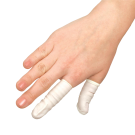 Medical Finger Glove Cots Large/Pkg