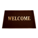 Large Welcome Mat -Coffee