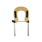 Standard Adjustable Wooden Face Rest Cradle Brace