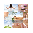 Relaxing Massage Picture Poster 01