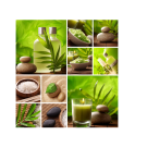 Relaxing Massage Picture Poster 15