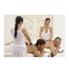 Relaxing Massage Decoration Picture Poster- Men
