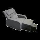 GD-968 Fabric Reclining Foot Massage Sofa- Armrest