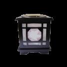Electric Oil Warming Burner Fragrance Lamp- Leaf