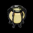 Electric Oil Warming Burner Fragrance Lamp- Yellow Ball