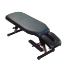 Pre-Order Portable Folding Chiropractic Table Iron 220- Black *Out of Stock*