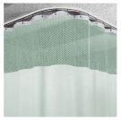 10ft Green Medical Curtains w/ Track Kit- 9.5ft High Free Shipping