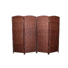 4 Panel Folding Screen 5140-BR
