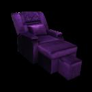 ELLA08-02 Electric Fabric Foot Massage Sofa w/ Armrests