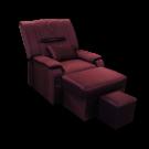 MULA08-01 Fabric Reclining Foot Massage Sofa w/ Armrests