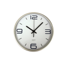 10&quot; ROUND CLOCK 803D-12