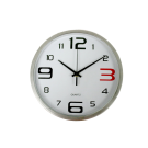 10&quot; ROUND CLOCK 803D-13