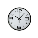10&quot; Round Office Wall Clock