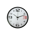 10&quot; ROUND CLOCK 803D-20