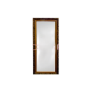 Long Full Length Rectangular Wall Mirror- Design Frame