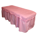 Spa Massage Table Cover With Skirt