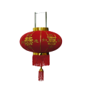 Chinese Red Lantern Decoration