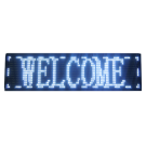 LED Programmable Scrolling Sign