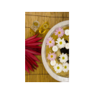 XL Relaxing  Massage Decorations Picture Poster- Bowl of Flowers