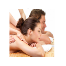 XL Relaxing Massage Decorations Picture Poster- Couples