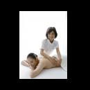 XL Enjoying Back & Body Massage Picture Poster