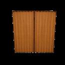 Bamboo Folding Wall