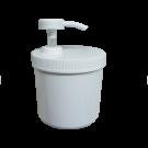Empty Bottle With Pump - 14oz