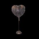 Heart Bronze Decoration - Big