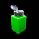 Empty Alcohol Bottle Push Dispenser with Pop-up Lid- Medium 200 ml