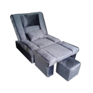 MULA-09 Fabric Adjustable Reclining Foot Massage Sofa w/ Lines