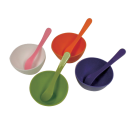 Small Plastic Bowl Dish -Blue