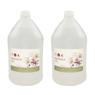 TOA Soothing Hydrating Natural Body Spa Massage Mineral Oil For Professional Massage Therapists Unscented Bottle of 2 Gallons Free Shipping