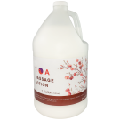 Hydrating Body Massage Lotion- Unscented 1 Gallon Free Shipping
