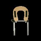 Standard Adjustable Wooden Face Rest Cradle Brace