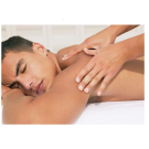 Relaxing Massage Decoration Picture Poster- Man