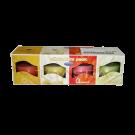 Candle -Citrus 4/PKG