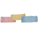 Terry Spa Headband -Pink