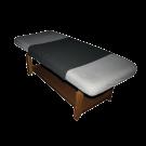 Dark Massage Table Pad
