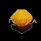 Yellow Small Decorative Lamp