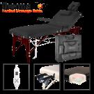 "31"" Montclair Salon Therma-Top Portable Massage Table"