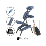 Master Professional Portable Tattoo Salon Massage Chair