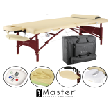 "Master 28"" Caribbean Therma-Top Portable Massage Table Package"