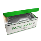 40pc Disposable Face Mask Medical Nail Dental Health Earloop- White